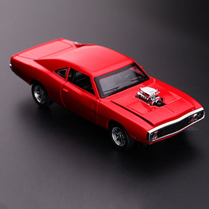 1:32 1970 Dodge Charger Die-Cast