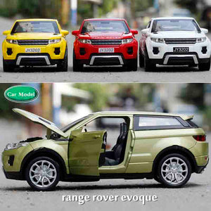 1:32 Range Rover Car Model