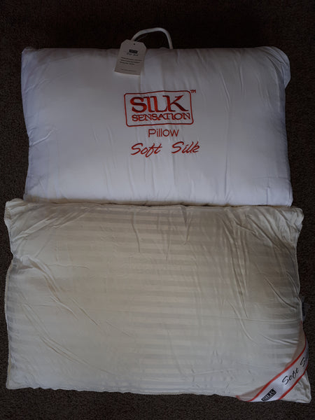 50/50 Silk Pillow