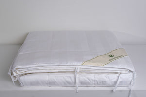 100% natural hemp filled Queen duvet 300gsm