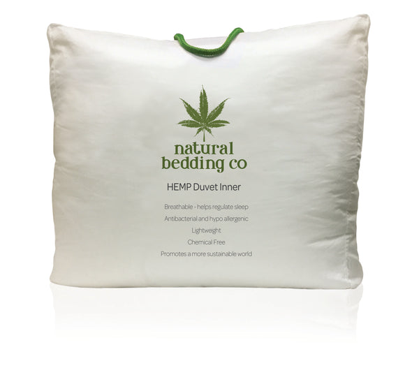 Winter weight 100% HEMP duvet, 500gsm, SUPER KING