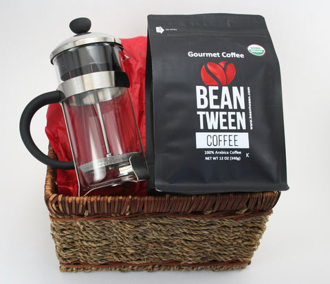 French Press Coffee Maker - Beantween Coffee