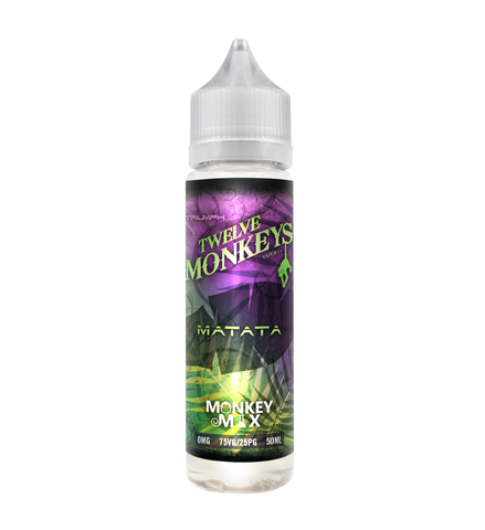 Twelve Monkeys Matata Australia - vape juice