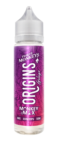 Twelve Monkeys Origins Galago Australia - Vape Juice