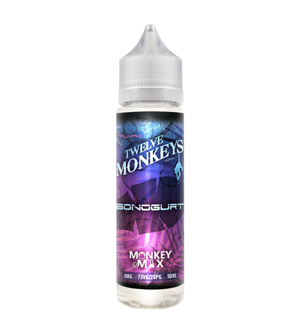 12 Monkeys Vapor Co - Bonogurt