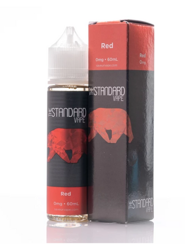 The Standard Vape - Red