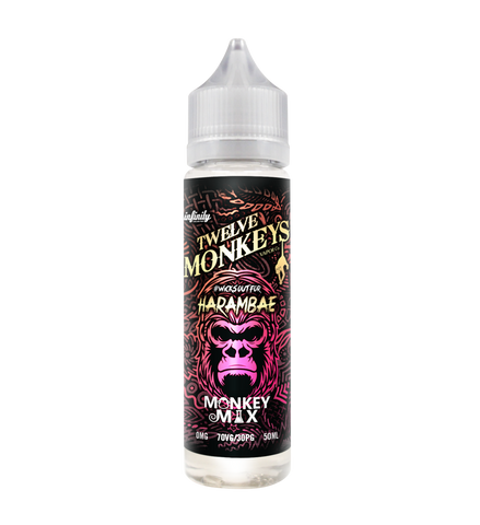 12 Monkeys Vapor Co - Harambae