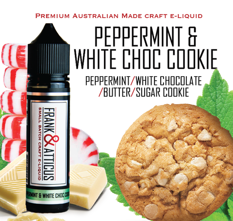 Frank & Atticus - Peppermint White Chocolate Cookie