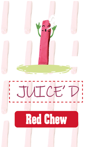 red chew candy flavoured e-liquid for vaping