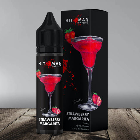Hitman Vaping - Strawberry Margarita