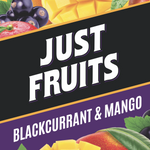 Just Fruits - Blackcurrant & Mango