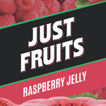 Just Fruits - Raspberry Jelly