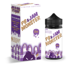 Jam Monster - PB & Strawberry Jam