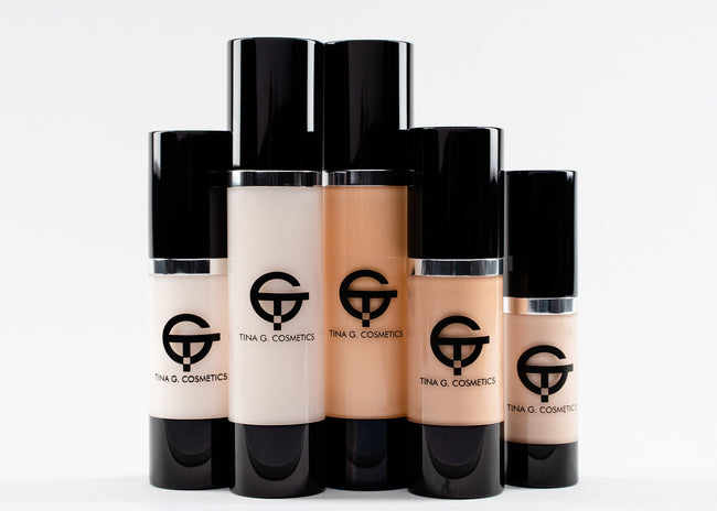 FOUNDATION & BB CREAM: CUSTOMIZE IT!