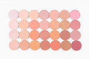 Pan Collection: Blush Mineral Blush: Matte and Shimmer Lights(each pan sold separately)