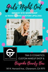 Parties: Girls' Night Out/Smokey Eye Workshops