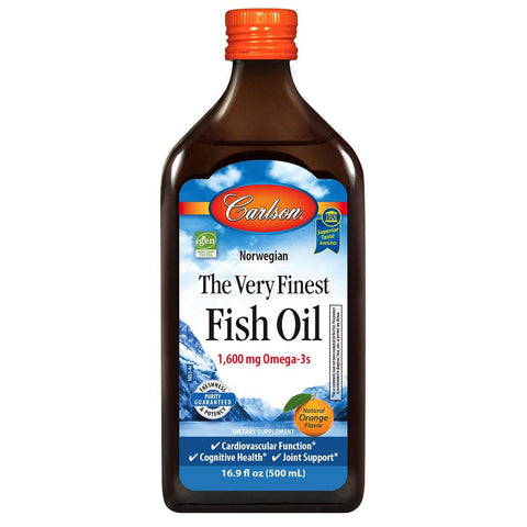 The Very Finest Fish Oil™ | Liquid - Discount Nutrition Store