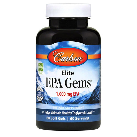 Elite EPA Gems® | 1,000 mg of EPA - Discount Nutrition Store