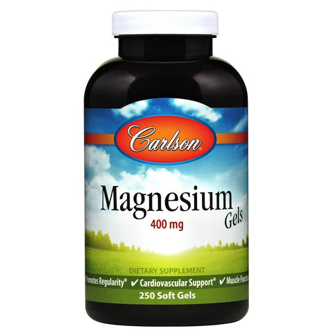 Magnesium Gels | 250 SG - Discount Nutrition Store