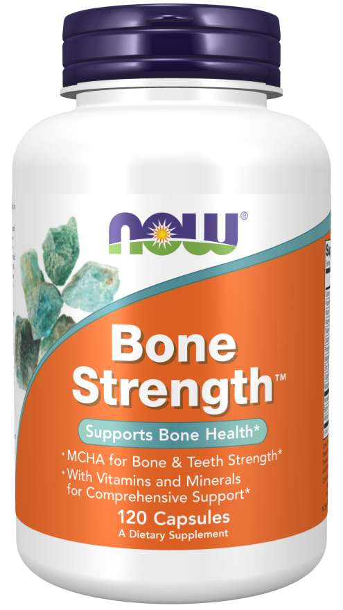 Bone Strength™ Capsules Supports | Bone Health*