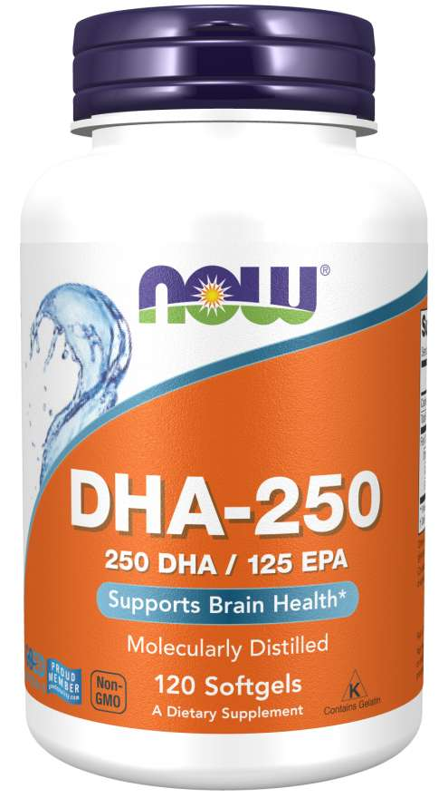 DHA-250 Softgels Supports | Brain Health*