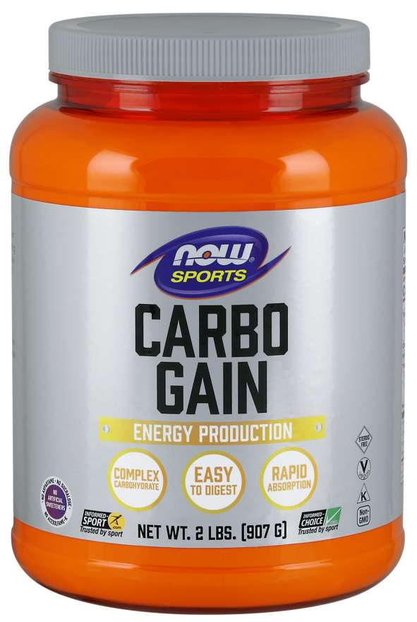 Carbo Gain Powder|  Energy Production