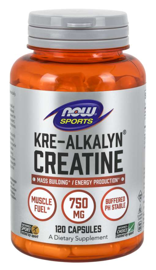 Kre-Alkalyn® Creatine Veg Capsules | Mass Building* / Energy Production*