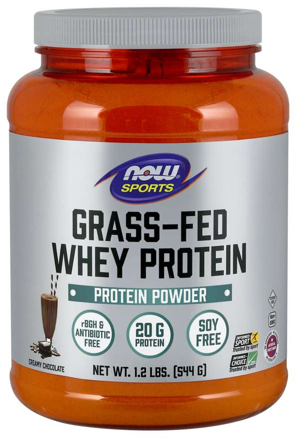 Grass-Fed Whey Protein Concentrate, Creamy Chocolate Powder | Creamy Chocolate