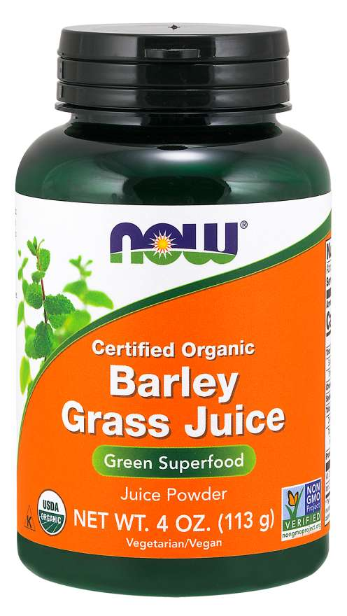 Barley Grass Juice Powder, Organic Green | Superfood