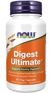 Digest Ultimate™ Veg Capsules Supports | Healthy Digestion*
