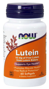 Lutein 10 mg Softgels | Supports Eye Health*