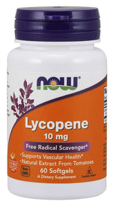 Lycopene 10 mg Softgels | Free Radical Scavenger*