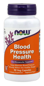 Blood Pressure Health Veg Capsules | Cardiovascular Support*