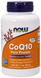 CoQ10 Pure Powder | Cardiovascular Health*