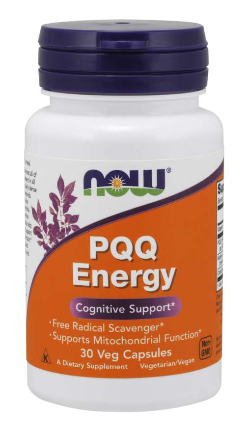 PQQ Energy Veg Capsules | Cognitive Support*
