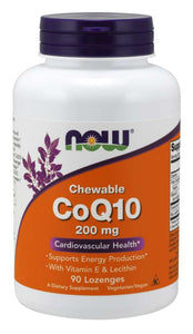 CoQ10 200 mg Lozenges | Cardiovascular Health*