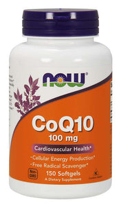 CoQ10 100 mg Softgels | Cardiovascular Health*