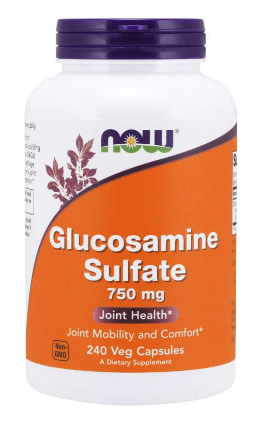 Glucosamine Sulfate 750 mg Veg Capsules | Joint Health*