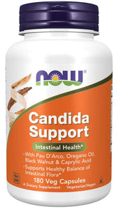 Candida Support Veg Capsules | Intestinal Health*