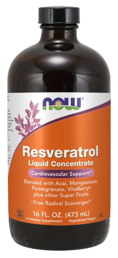 Resveratrol Liquid Concentrate | Cardiovascular Support*