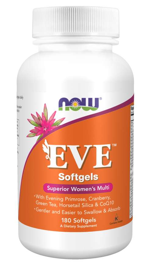 Eve™ Women's Multiple Vitamin Softgels | Superior Women's Multi