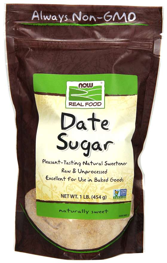 Date Sugar | Raw & Unprocessed