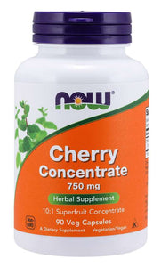 Cherry Concentrate 750 mg Veg Capsules | Herbal Supplement
