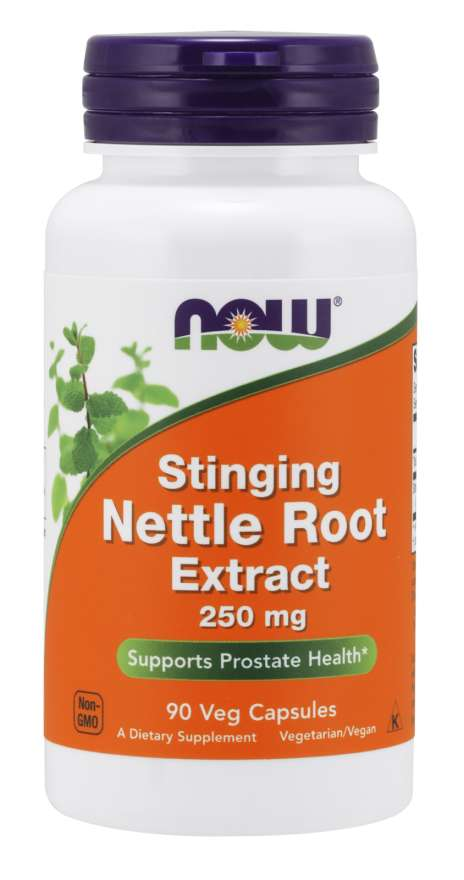 Stinging Nettle Root Extract 250 mg Veg Capsules | Supports Prostate Health*