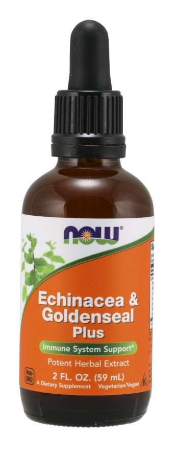 Echinacea & Goldenseal Plus | Immune System Support*