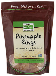 Pineapple Rings | No Added Sulfur or Preservatives
