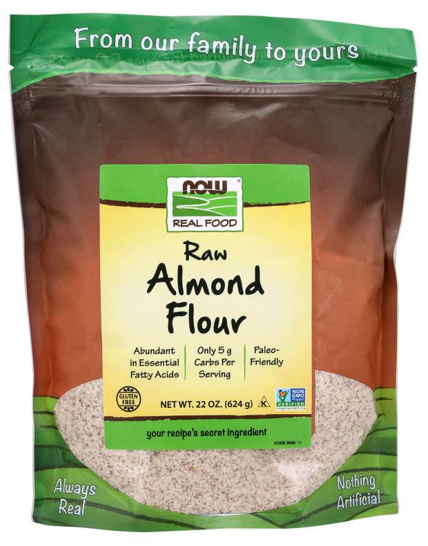Almond Flour, Raw | Abundant in Essential Fatty Acids
