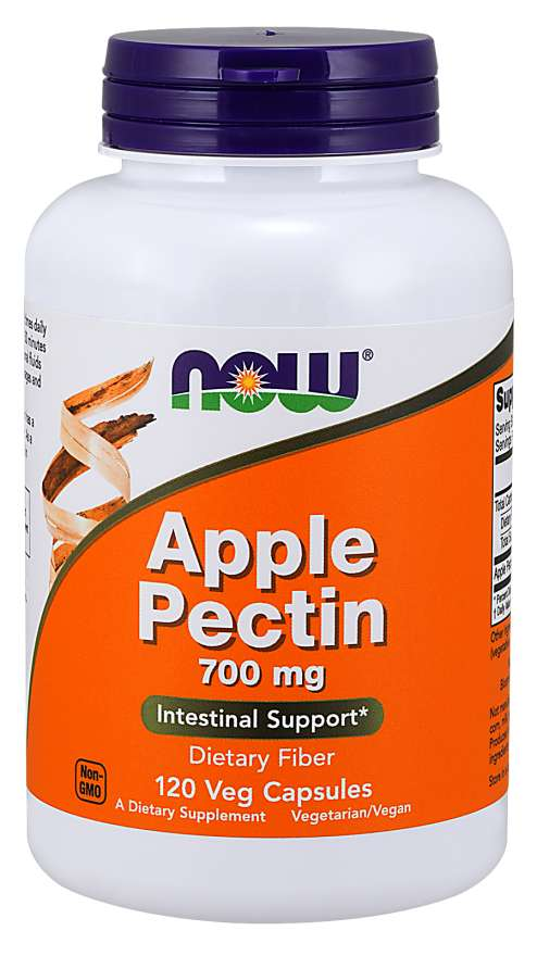 Apple Pectin 700 mg Veg Capsules | Intestinal Support*
