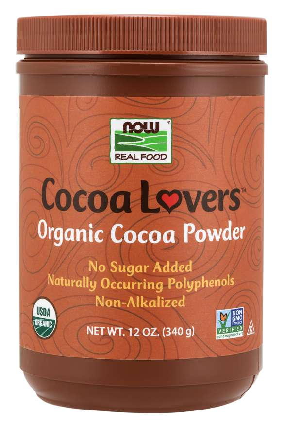Cocoa Powder, Organic | No Sugar Added