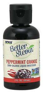 BetterStevia® Liquid, Peppermint Cookie | Zero-Calorie Liquid Sweetene